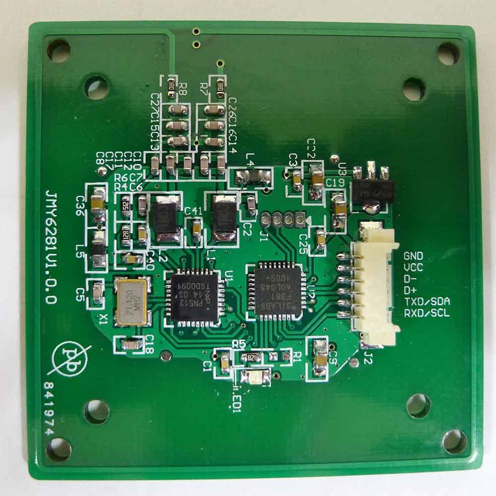 13 56MHz HF RFID Reader Module JMY6281 with PN512 NFC