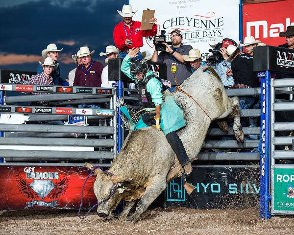 Oklahoma's Finest bull riding talent to ride in Enid