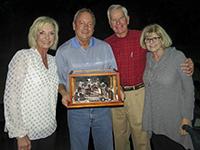 Paula Ringhaver, Frank Fowler, Randy Ringhaver, & Lynne Fowler