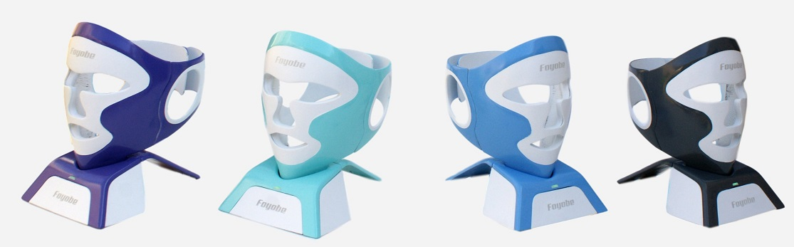 FoyobeMask:Excercise your face effortlessly & smart