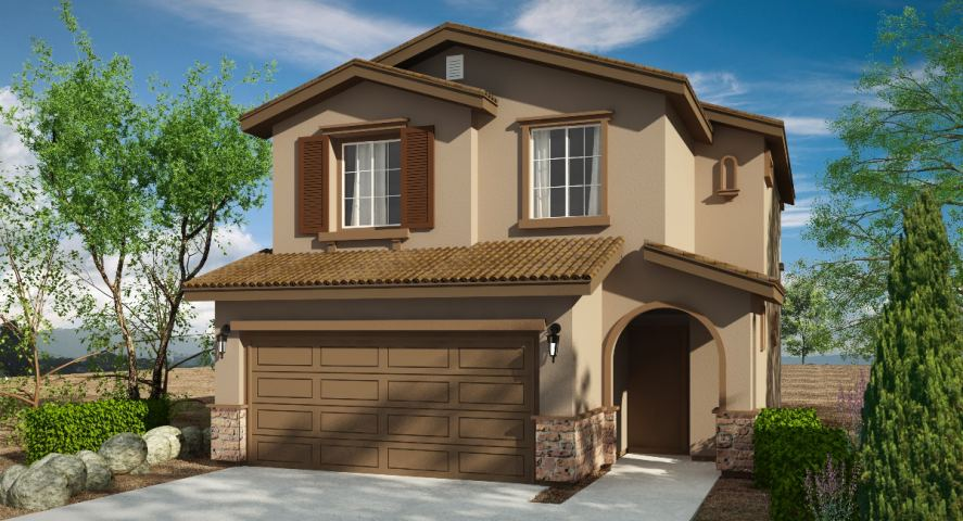 Lennar is now modeling The Orchid Plan at The Gardens at Monterey Ranch.