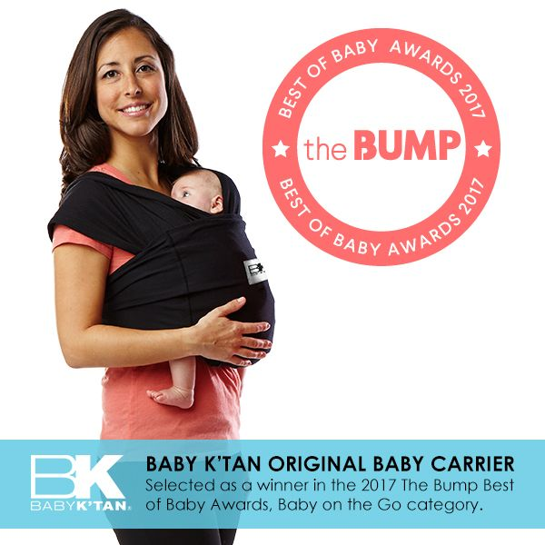 Baby K Tan Baby Carrier Named Winner In The Bump Best Of