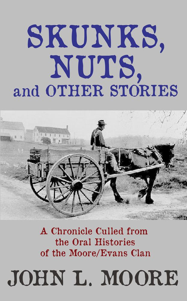 Skunks, Nuts, and Other Stories