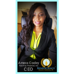 Ameca Cooley, CEO Fast Pay Financial, Inc.