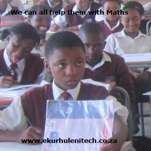 South Africa Maths woes