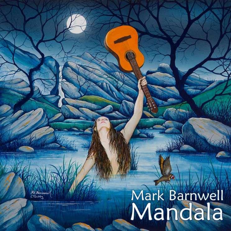 "Mark Barnwell 2016 CD ""Mandala"""