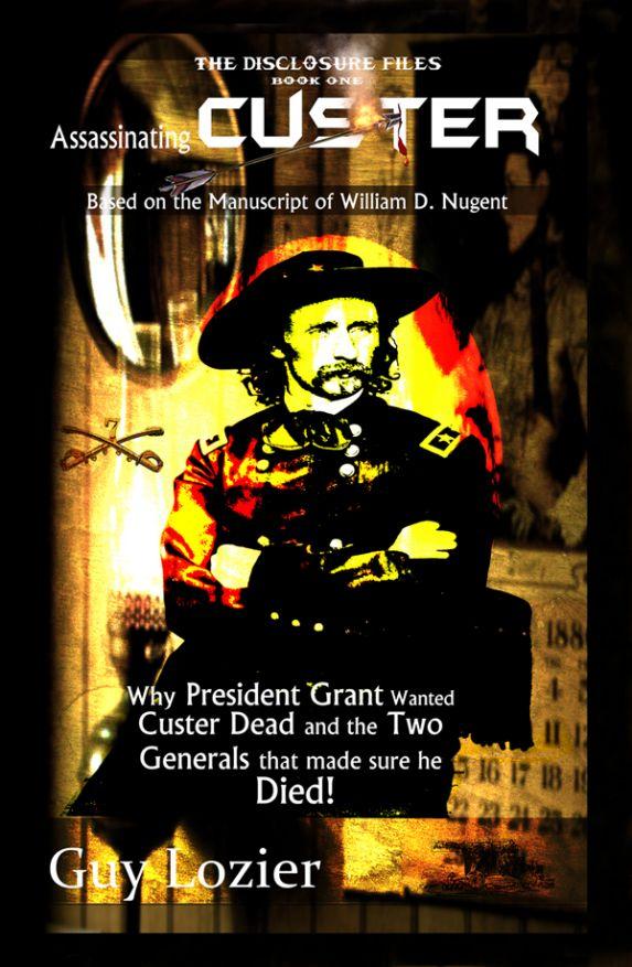 Custer Novel for publishing 2 smaller