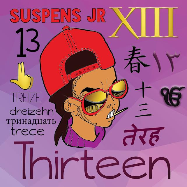 Suspens Jr®