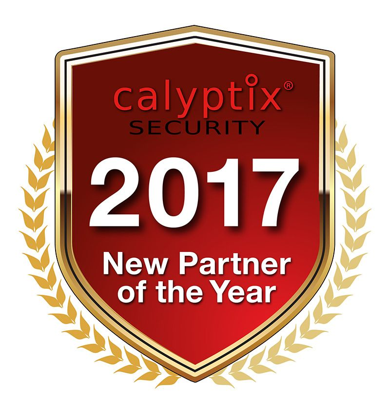 Calyptix New Partner of the Year