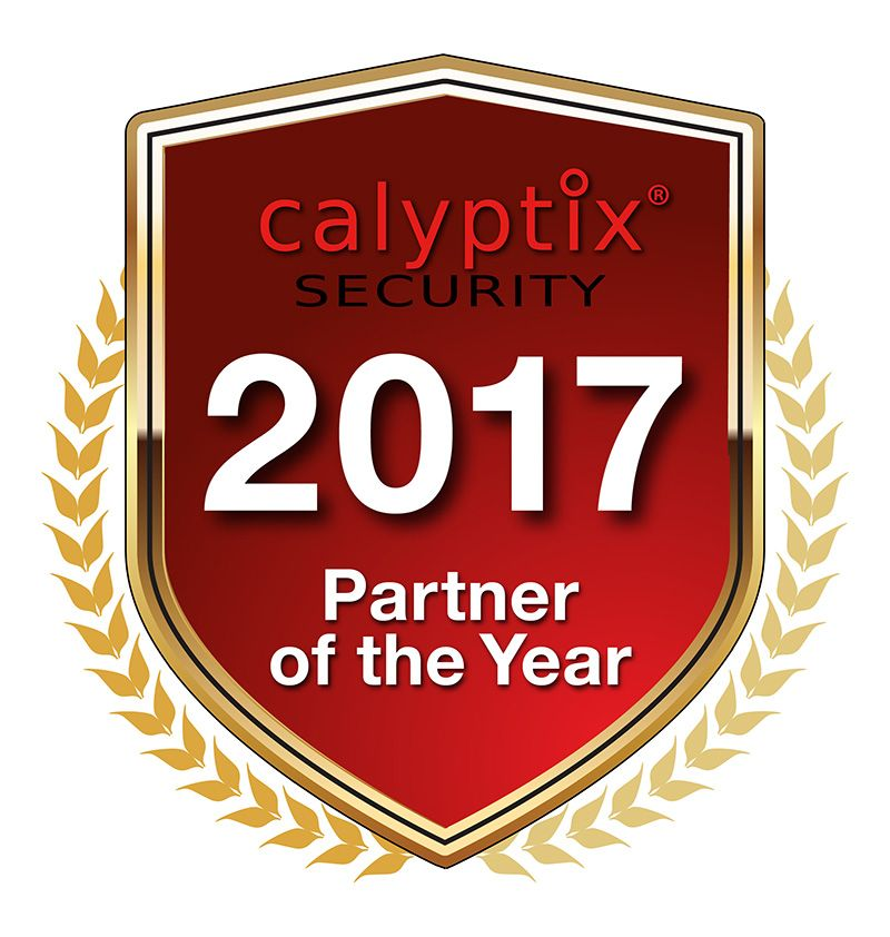 Calyptix Partner of the Year