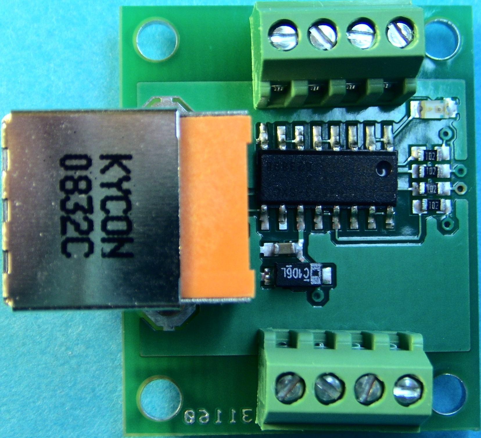 JSB273 USB Solid State Relay (SSR) Module