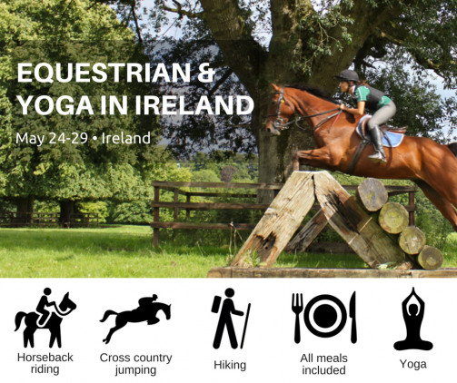 Yoga and Equestrian in Ireland