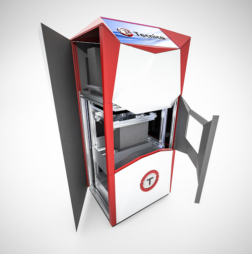 The Optima is the future of SLS printing