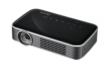 Vivitek qumi q8 now available for pre order world 39 s for Worlds smallest hd projector