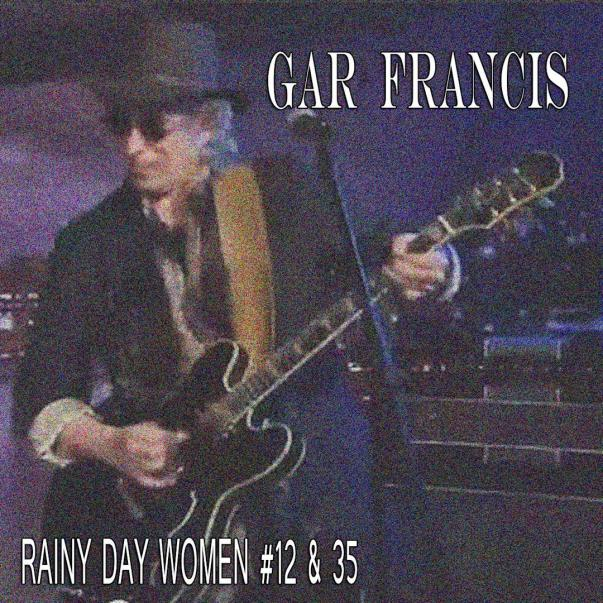 Gar Francis - Rain Day Women #12 and 35