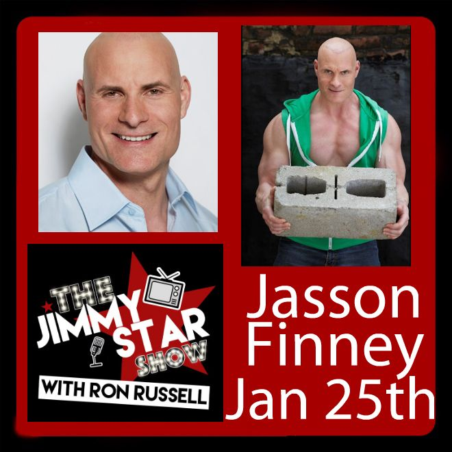 Jasson Finney To Guest On The Jimmy Star Show With Ron Russell