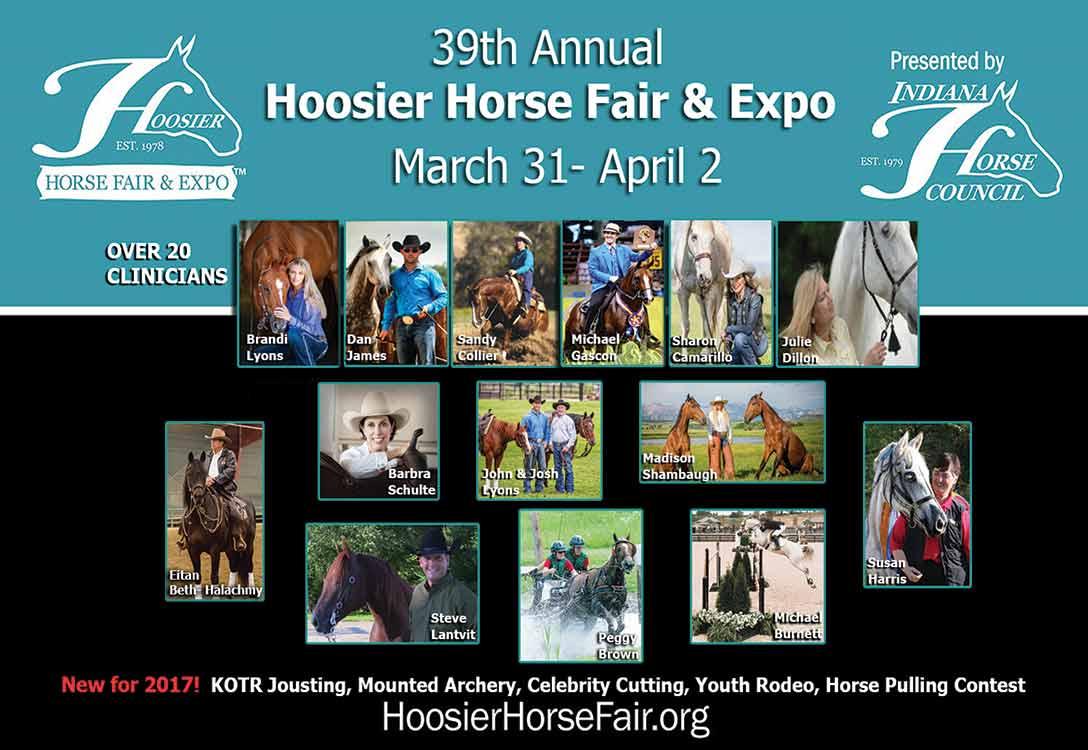 Hoosier Horse Fair & Expo 2017