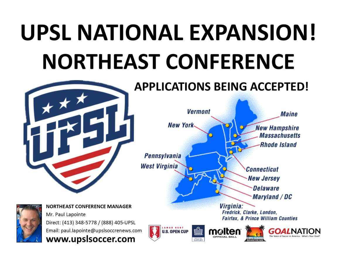UPSL_Northeast