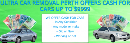 Ultra Car Removal Banner