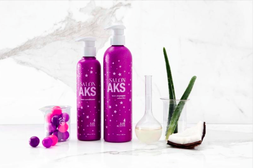 AKS Teen Shampoo and Conditioner