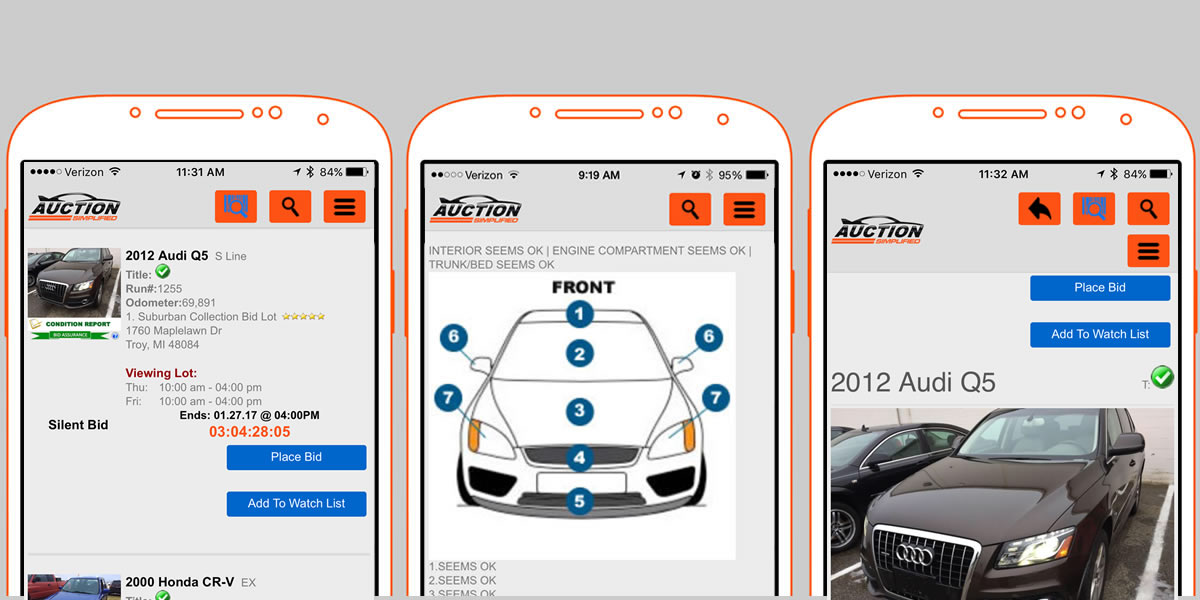 Car Auction Apps >> In Time For Nada 2017 Auto Auction Software Evolution To V4