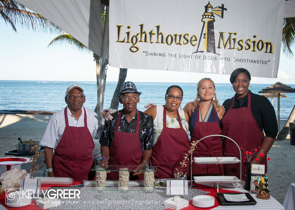 More than 50 food and beverage partners participate in Taste of St. Croix