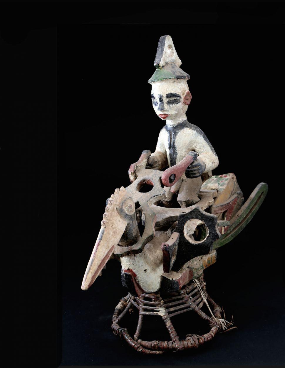 Spirit Mask / Helmet
