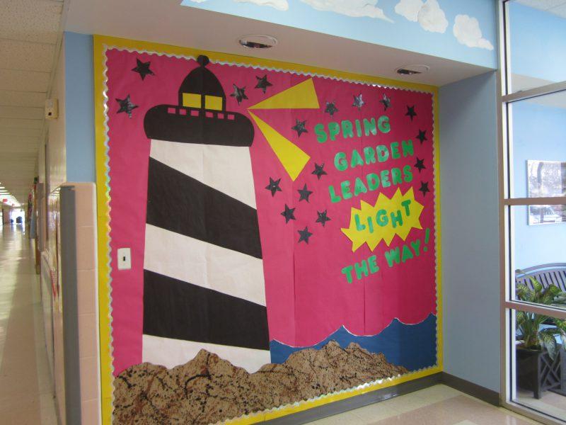 Spring Garden Elementary Named Pennyslvania First Leader In Me Lighthouse School Leader