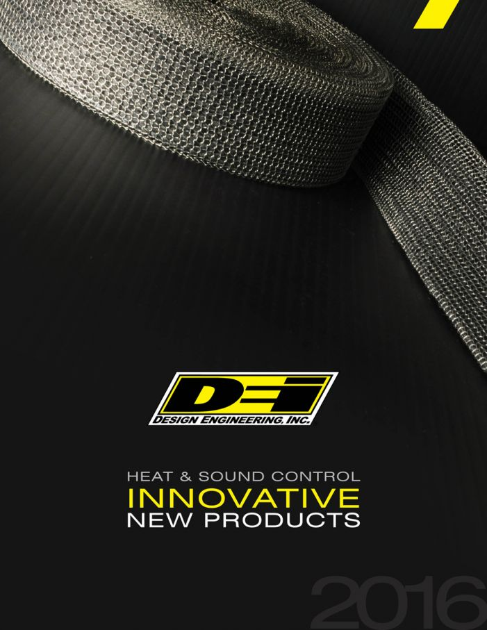 DEI New Products Brochure