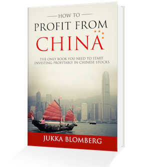 How to Profit from China by Jukka Blomberg
