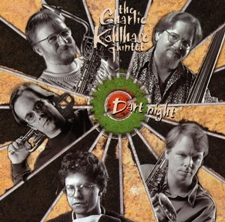 "The CKQ's ""Dart Night"" record cover (c1995)"