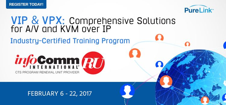 purelink offers infocomm cts ru approved training classes