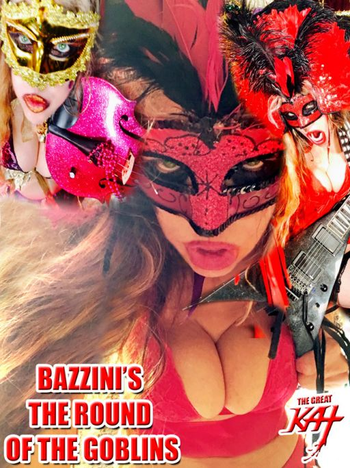 The Great Kat's New Music Video Bazzini's The Round Of The Goblins