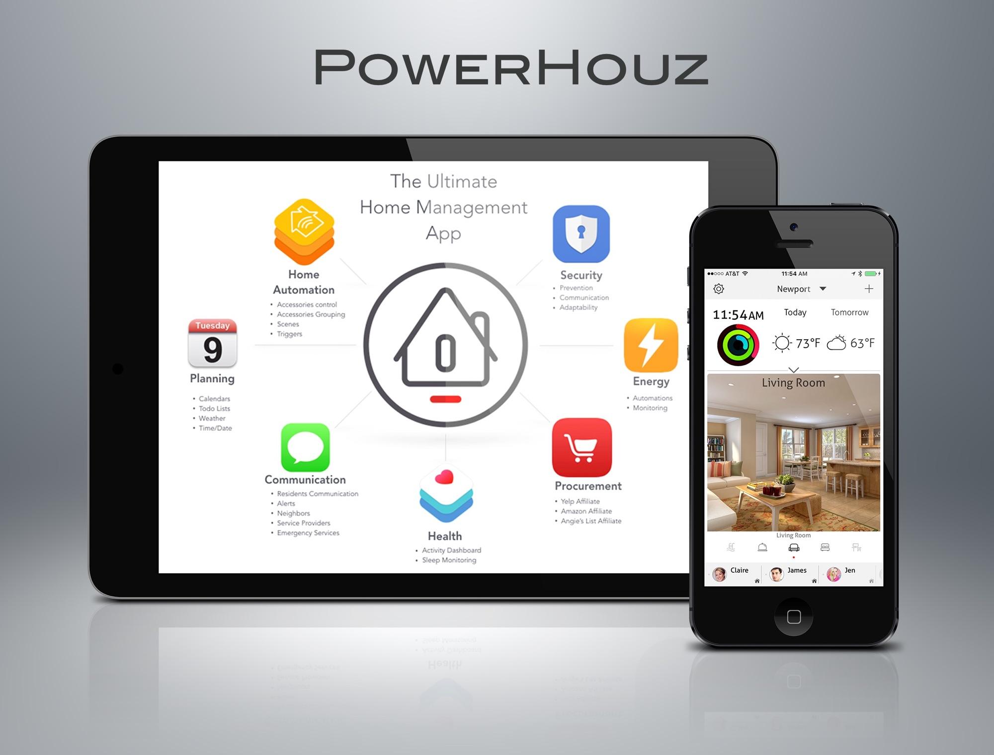 PowerHouz Concept