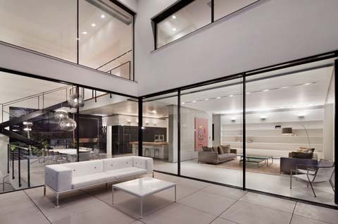 Beautex Slim Frame Aluminium Windows