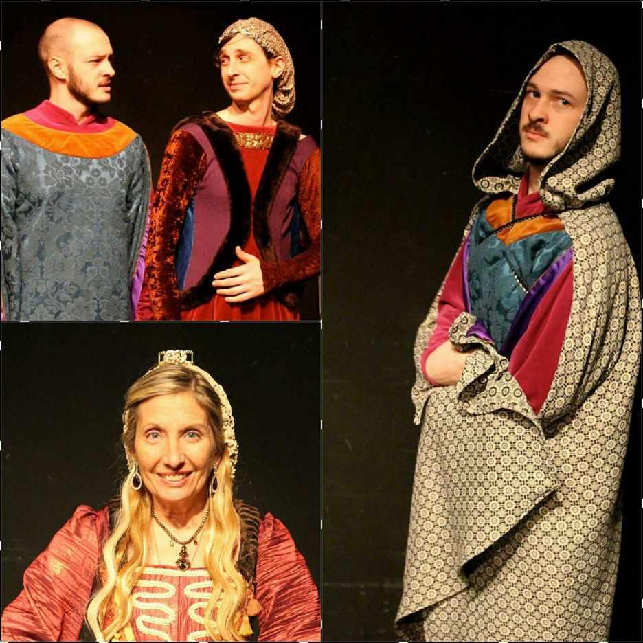 Cast of Hamlet, Prince of Denmark