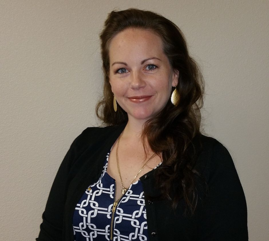 Kat Jankowski is Palm Coast Chiropractic Center's new massage therapist.