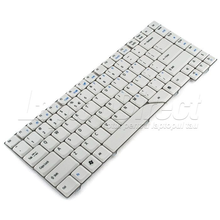tastatura de laptop qwerty