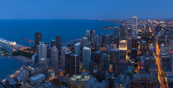 Valentines Can Toast Love at 360 CHICAGO All Month Long