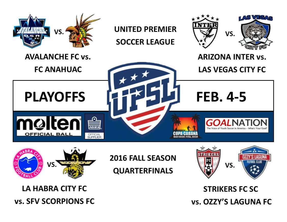 UPSL_Quarterfinals