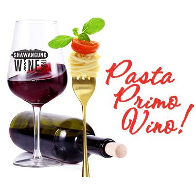 Celebrate spring with Wine & Pasta!