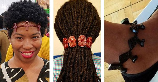 Joyfulheads Afrocentric Hair Jewelry
