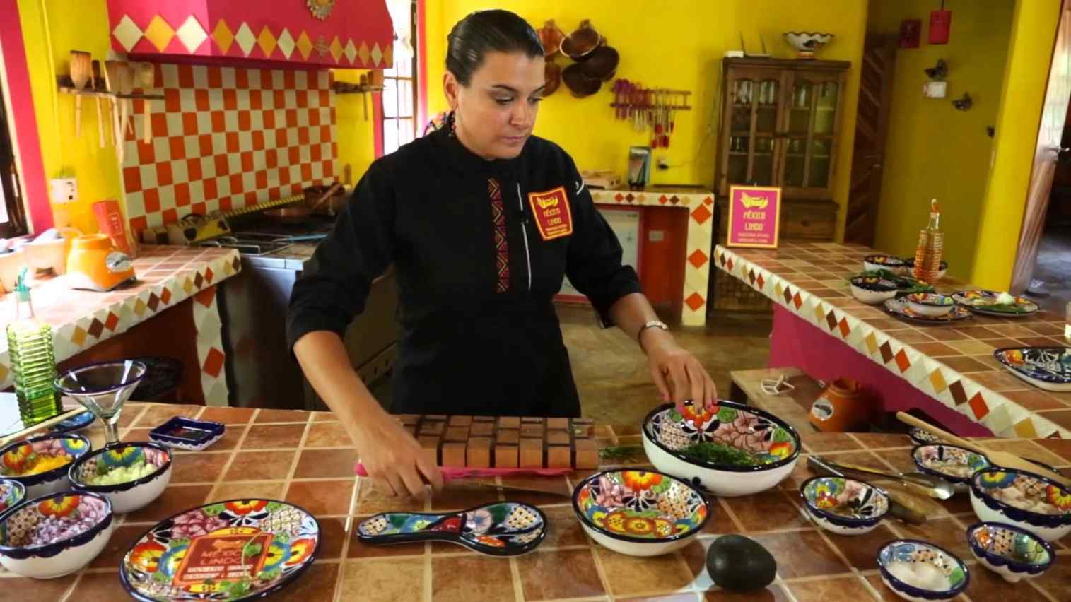 Discover regional classics at Mexico Lindo Cooking School