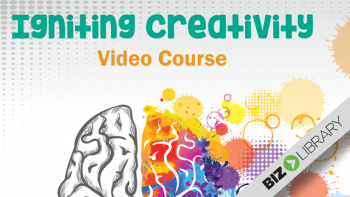 Igniting Creativity video course