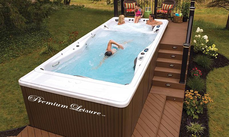 Introduction About Swim Spas By Premium Leisure Premium