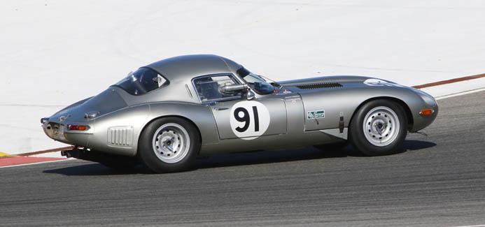 Classic Racing Cars Staffordshire