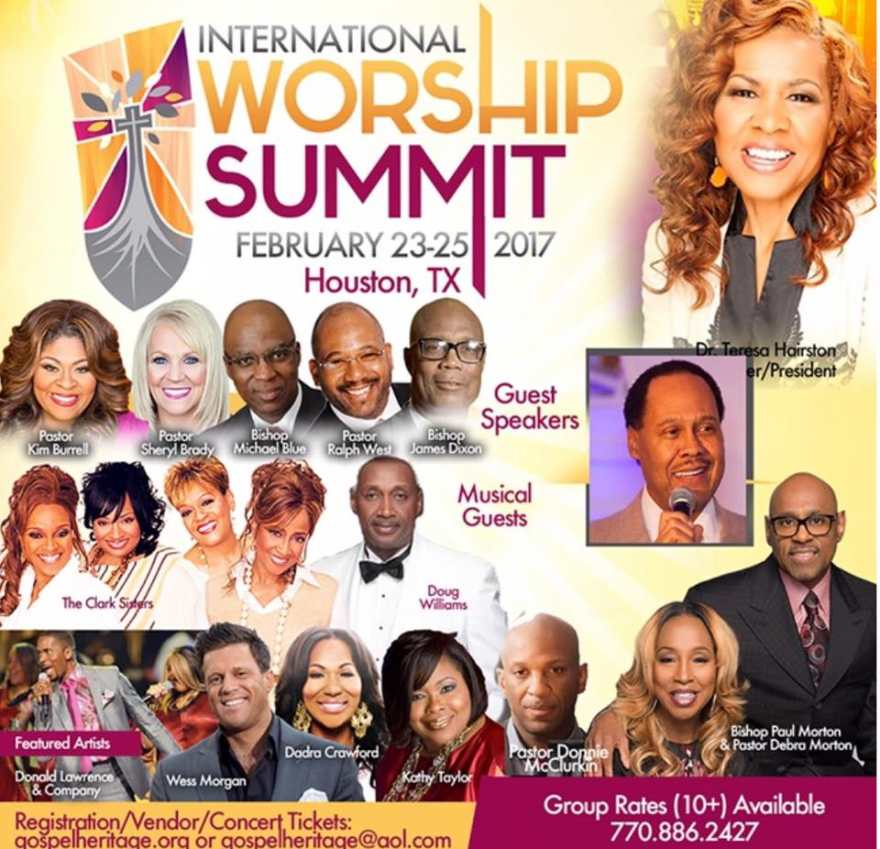 International Worship Summit 2017 - #ghworship2017