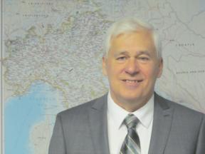 Russell E. Spooner, President of Logistics