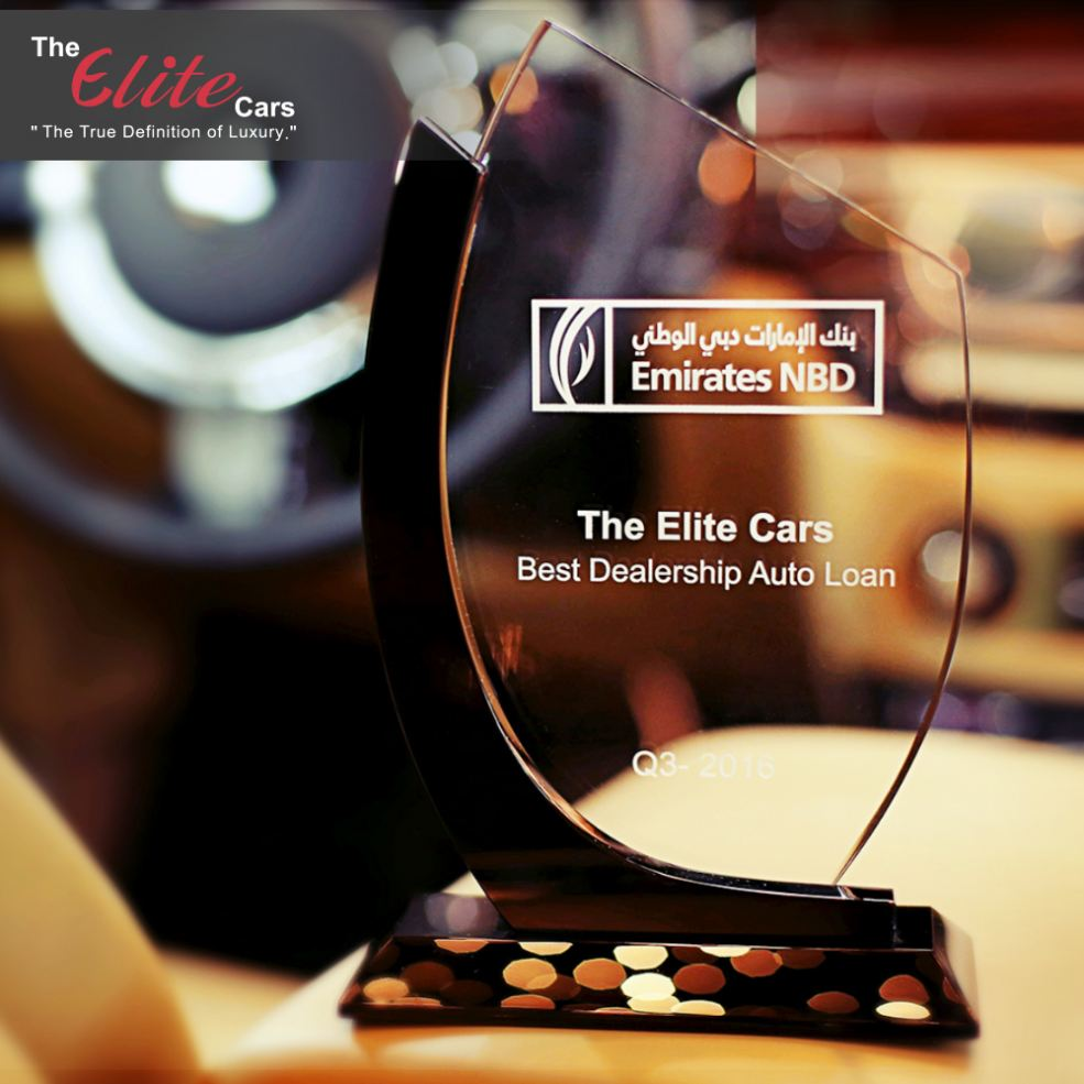 the elite cars gets emirates nbd 39 s best dealership auto loan award the elite cars prlog. Black Bedroom Furniture Sets. Home Design Ideas
