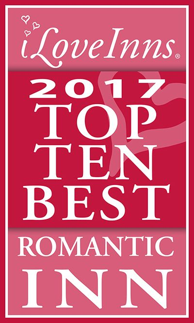 2017 Top 10 Best Romantic Inns